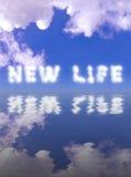 nowe życie Zdjęcia Stock