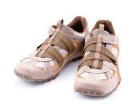 nowe buty Zdjęcie Stock