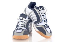 nowe buty obrazy stock