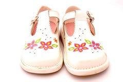 nowe buty dzieci Obrazy Royalty Free