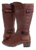 nowe buty zimowe kobiety Obrazy Stock