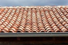 Nowe dachowe płytki obrazy royalty free