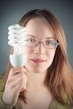 Nowe pokolenie energia Fotografia Royalty Free