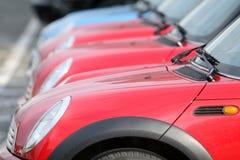 nowe samochody Obrazy Royalty Free