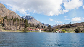 nowe Zelandii Queenstown Obraz Royalty Free