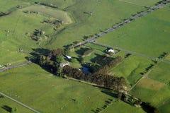 nowe Zelandii rolnych obrazy royalty free