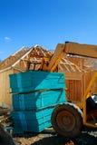 Nowego domu domu otoczka Zdjęcie Royalty Free