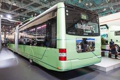 Nowego mężczyzna elektryczny autobus Obrazy Stock