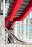 Nowego projekta uniwersytecki budynek Obrazy Stock