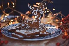 Nowego roku ciastko Obraz Stock