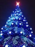 Nowego roku drzewo Zdjęcia Stock