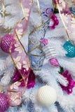 Nowego roku drzewo Zdjęcie Royalty Free