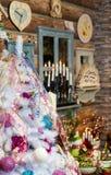 Nowego roku drzewo Obraz Stock