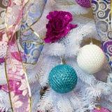 Nowego roku drzewo Obrazy Stock
