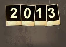 Nowego roku tło 2013 ilustracji