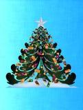 Nowego Roku wakacje dystrybucja royalty ilustracja
