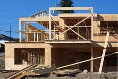 Nowej Budowy podstawa i otoczka Obrazy Royalty Free
