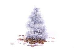 nowi drzewni rok Zdjęcie Stock