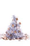 nowi drzewni rok Obrazy Stock