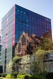 Nowożytny budynek biurowy w Monachium w Niemcy zdjęcia royalty free