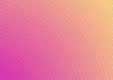 Nowożytny Płatowaty Kolorowy Pasiasty tło ilustracja wektor