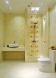 Nowożytna łazienka obraz stock