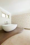 Nowożytna łazienka obrazy royalty free