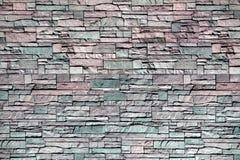 Nowożytna ściana domu skały podłogi dekoracja obrazy stock