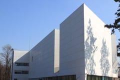 Nowożytna architektura Zdjęcie Stock