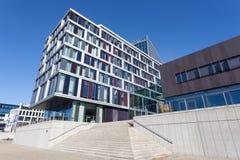 Nowożytna architektura w Bremen, Niemcy Zdjęcie Stock