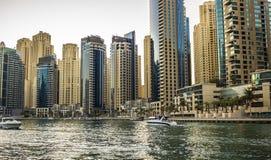 Nowożytna Dubaj architektura obraz stock