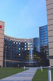 Nowożytna Hotelowa budynek powierzchowność Zdjęcie Royalty Free