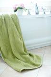 nowożytna kąpielowa łazienka Fotografia Royalty Free