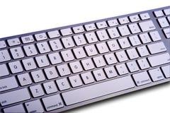Nowożytna Komputerowa klawiatura obrazy royalty free