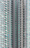 Nowożytna kondominium powierzchowność Fotografia Royalty Free