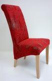 nowożytna krzesło czerwień zdjęcie royalty free