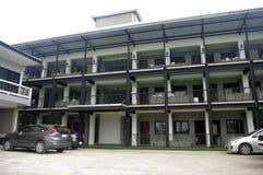 Nowożytna motel architektura Zdjęcie Stock