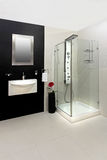 nowożytna prysznic fotografia stock