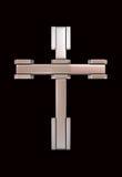 Nowożytna Przecinająca ikona Zdjęcie Stock