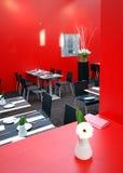 nowożytna restauracja Zdjęcia Stock