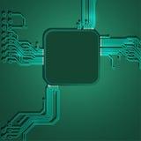 nowożytna tło technologia Zdjęcie Stock