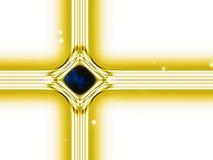 Nowożytna wersja tradycyjni chrześcijańscy boże narodzenia gra główna rolę Obrazy Stock