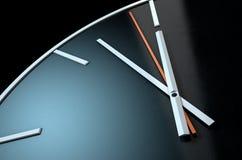 Nowożytna zegarek twarz Fotografia Royalty Free