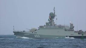 Nowożytne pocisk łodzie Rosja z pociska kaliberem zbiory