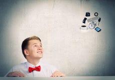 nowożytne technologie Fotografia Stock