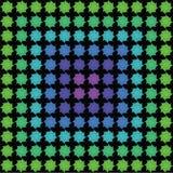 Nowożytnego abstrakta kropki szczegółowy wzór Zdjęcia Stock