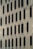 Nowożytnego projekta miasta budynek mieszkaniowy w mieście Obrazy Stock