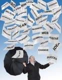 nowożytni biznesowi pojęcia Zdjęcia Stock