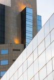 Nowożytni budynki obrazy stock