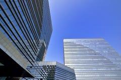 Nowożytni budynki zdjęcie royalty free